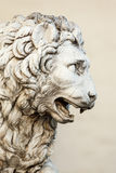 Lion Sculpture Stock Photos