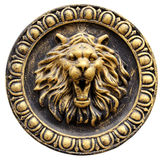 Lion sculpture Royalty Free Stock Images