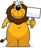 Lion Sign Stock Image