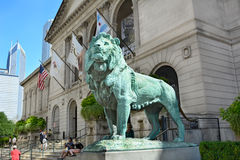 Lion Statue Royalty Free Stock Photos