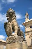 lion statue Στοκ φωτογραφία με δικαίωμα ελεύθερης χρήσης