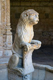 Lion statue Royalty Free Stock Images