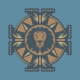 Lion Symbol Fotos de archivo
