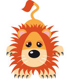 Lion Vector Illustration Stock Photos