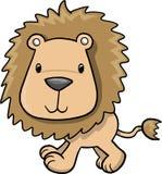 Lion Vector Illustration Royalty Free Stock Photos
