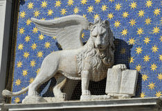 Lion of Venice Stock Photography