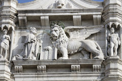 Lion of Venice Royalty Free Stock Photography