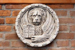 The Lion of Venice Royalty Free Stock Photo