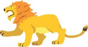 Lion Wild Animal Royaltyfri Foto