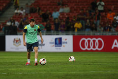 Lionel Andres Messi stockfotos