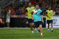 Lionel Andres Messi stockbild