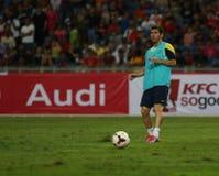 Lionel Andres Messi lizenzfreies stockfoto