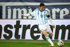 Lionel Andres Messi στοκ εικόνα