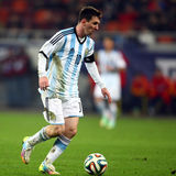 Lionel Andres Messi images stock