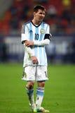 Lionel Andres Messi image libre de droits