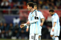 Lionel Andres Messi Stock Image