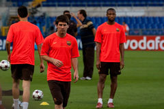 Lionel Messi Stock Foto's