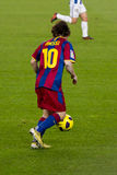 Lionel Messi Images libres de droits