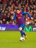 Lionel Messi foto de stock royalty free
