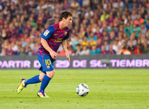 Lionel Messi Stock Images
