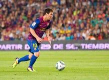Lionel Messi Stock Images