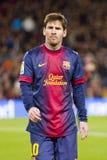 Lionel Messi stockfotos