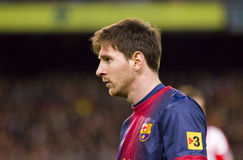 Lionel Messi Obrazy Royalty Free