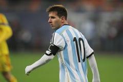 Lionel Messi stockbild