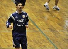 Lionel Messi royaltyfri foto