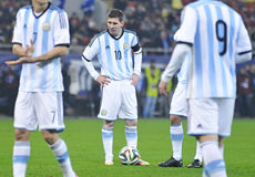 Lionel Messi royaltyfri fotografi