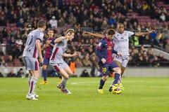 Lionel Messi arkivbild