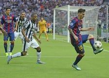 Lionel Messi Στοκ Φωτογραφίες