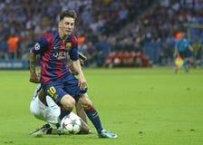 Lionel Messi Στοκ φωτογραφία με δικαίωμα ελεύθερης χρήσης