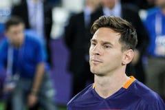 Lionel Messi Image libre de droits