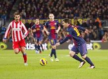 Lionel Messi Stock Image