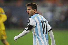 Lionel Messi Stock Image