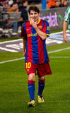 Lionel Messi (FC Barcelona) Stock Image