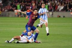 Lionel Messi - FC Barcelona Stock Photo