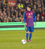Lionel Messi of FC Barcelona Royalty Free Stock Image