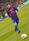 Lionel Messi of FC Barcelona Stock Photo