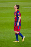 Lionel Messi (FC Barcelone) Photos stock