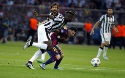 LIONEL MESSI FC BARCELONE Стоковое Изображение RF