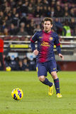 Lionel Messi FCB Royalty Free Stock Photos