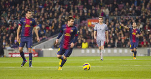 Lionel Messi Royalty Free Stock Photos