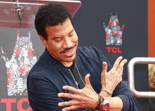 Lionel Richie arkivbild