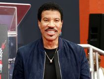 Lionel Richie stock foto