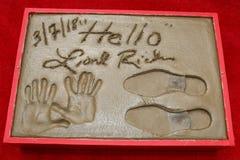 Lionel Richie arkivfoton