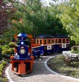 Lionel Train Adventure royaltyfri foto