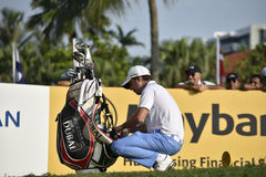 Lionel Weber, Maybank Championship 2017 Royalty Free Stock Images