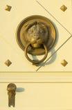 lionhead knocker Стоковое фото RF